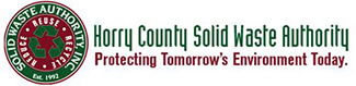 Horry County Solid Waste Authority Protecting Tomorrow's Environment Today logo
