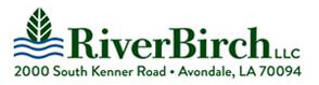 River Birch LLC 2000 South Kenner Road, Avondale, LA 70094 logo